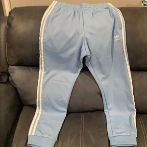 Adidas superstar sweatpants